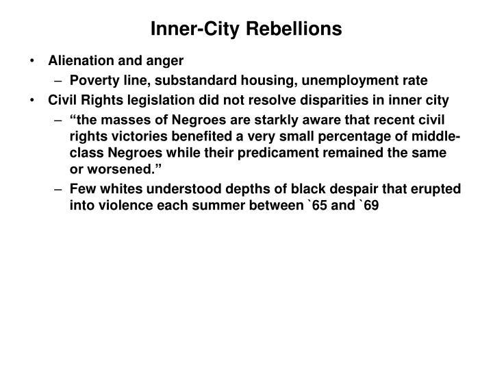 Inner-City Rebellions