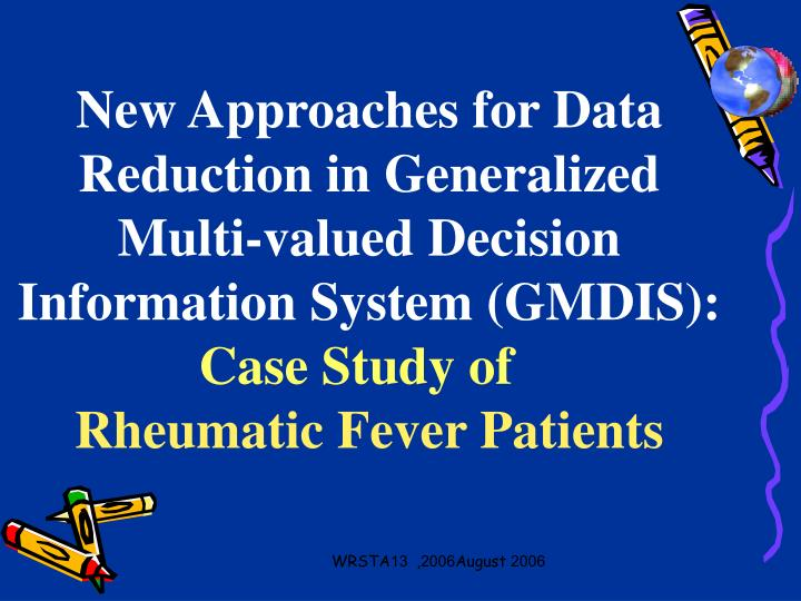 New Approaches for Data Reduction in Generalized Multi-valued Decision Information System (GMDIS):