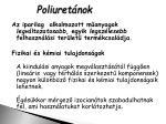 poliuret nok