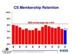 cs membership retention