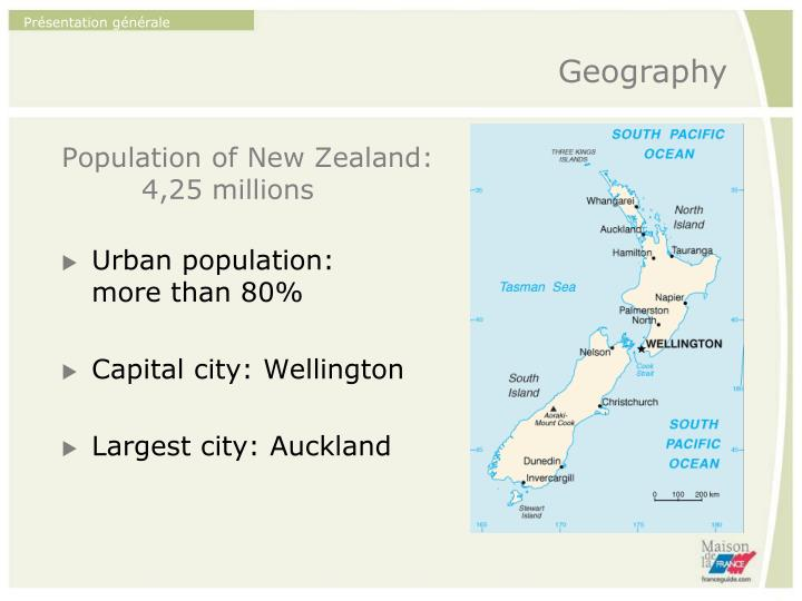Population of New Zealand: