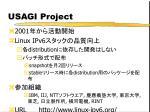 usagi project