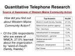 quantitative telephone research45