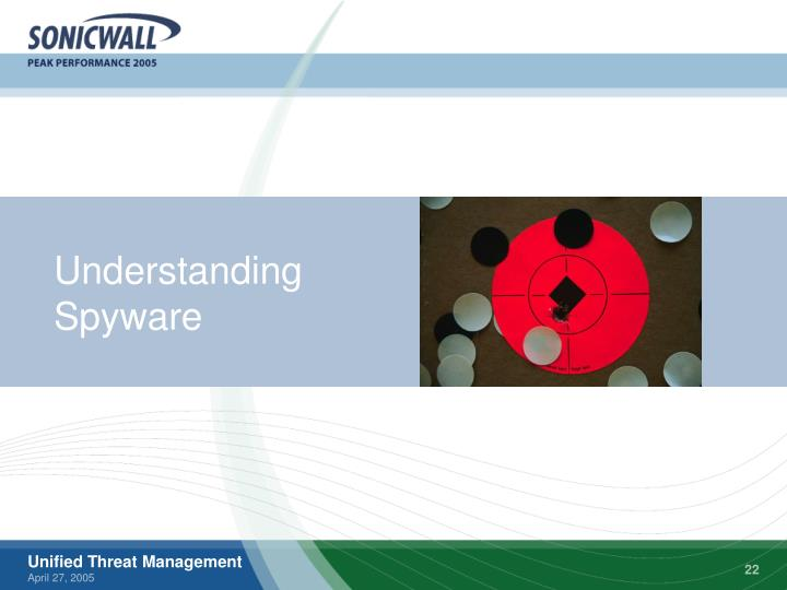 Understanding Spyware