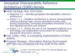 geospatial interoperabilty reference architecture gira review