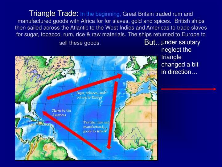 Triangle Trade:
