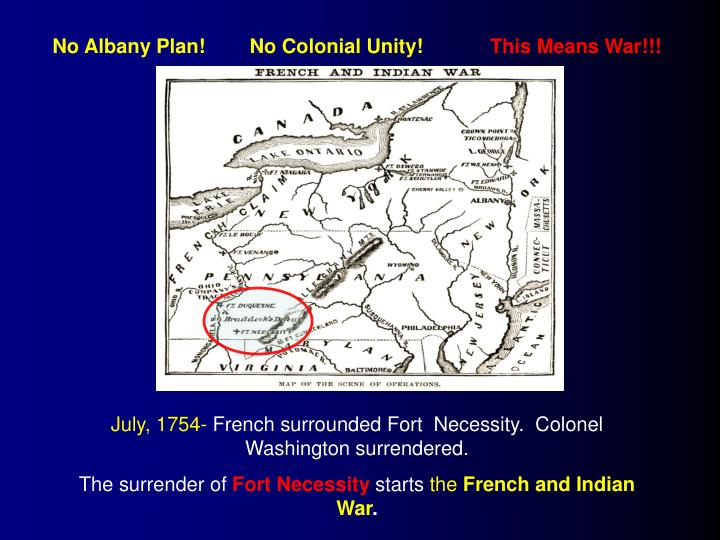 No Albany Plan!        No Colonial Unity!