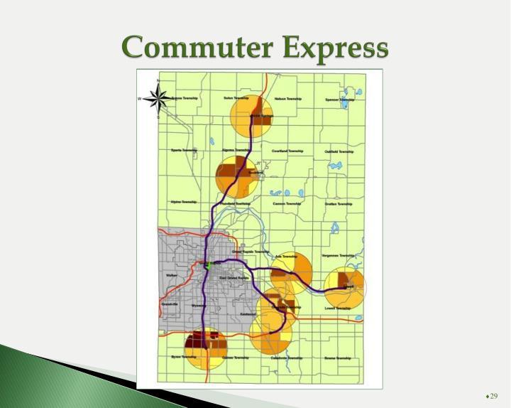 Commuter Express