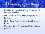 acknowledgments thanks