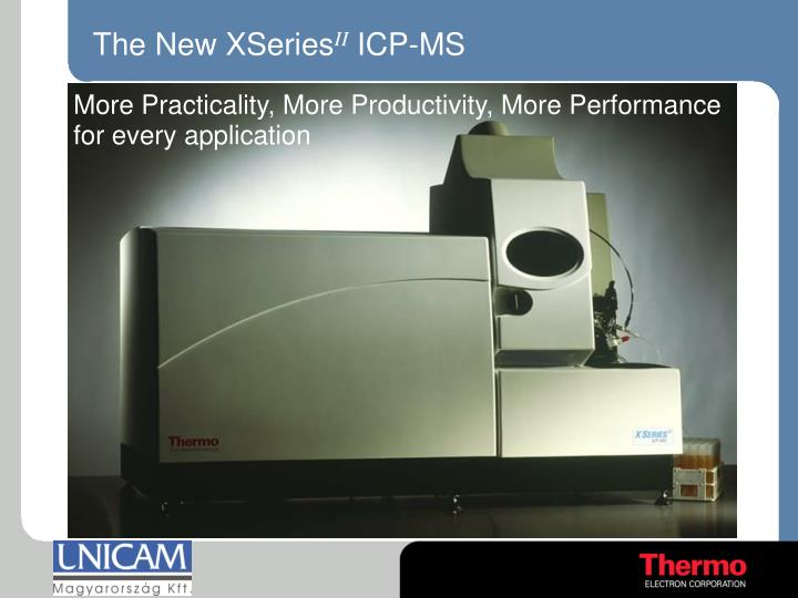 The New XSeries