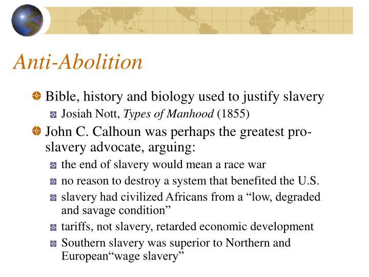Anti-Abolition