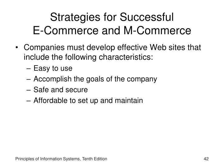 Strategies for Successful