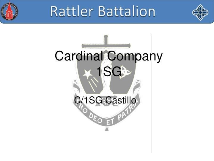 C/1SG Castillo