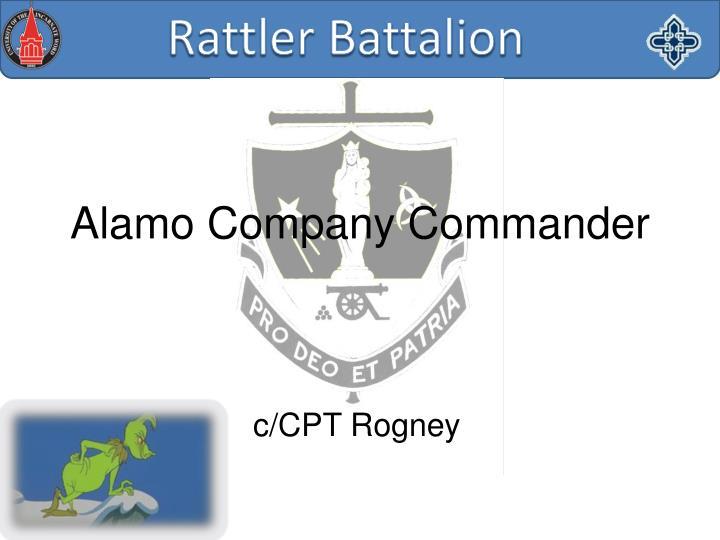 c/CPT Rogney