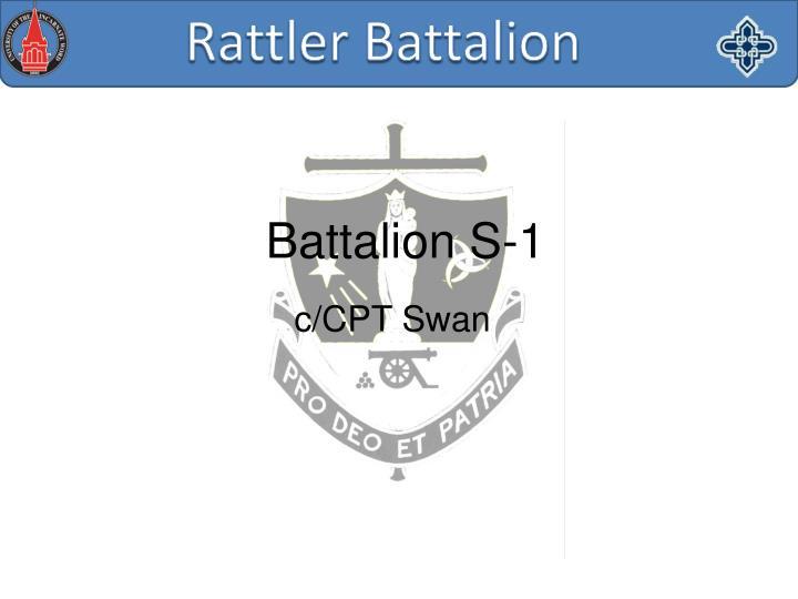c/CPT Swan