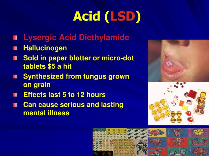 Acid (