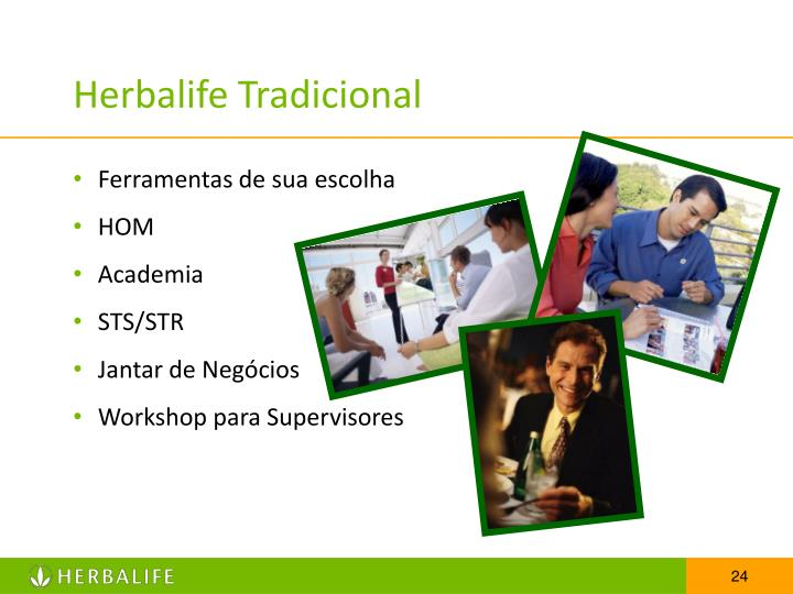 Herbalife Tradicional