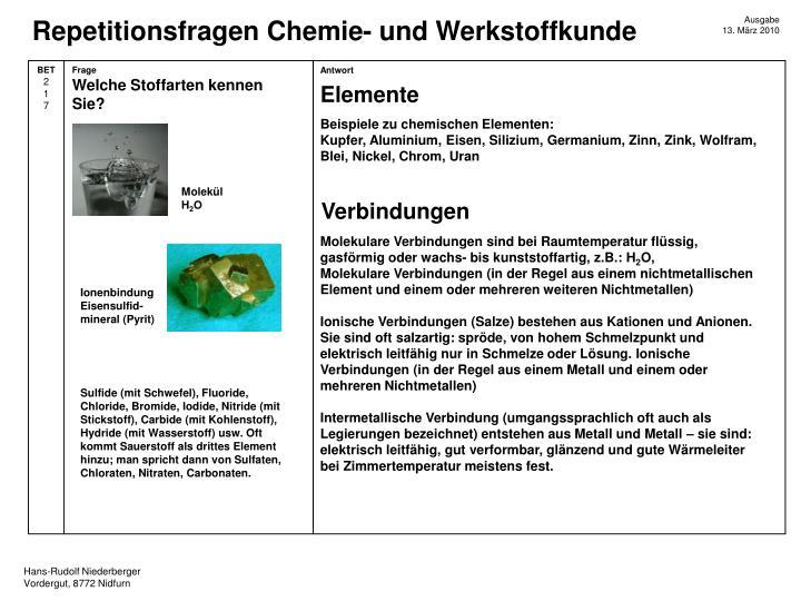 Wunderbar Eigenschaften Von Metallen Und Nichtmetallen Arbeitsblatt ...