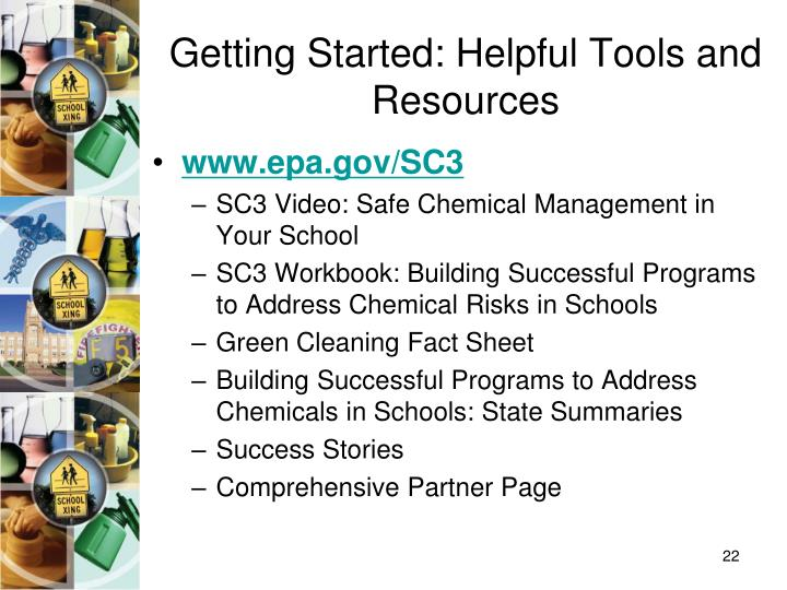 Getting Started: Helpful Tools and Resources