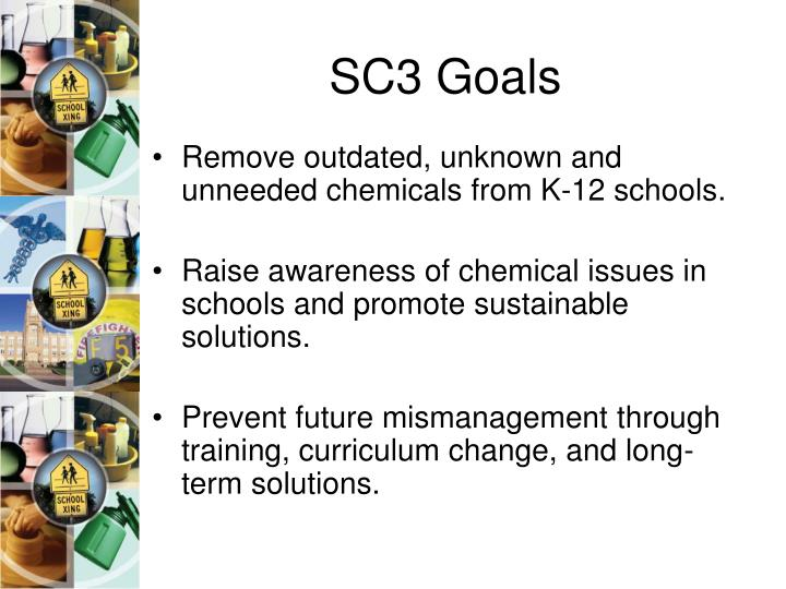 Sc3 goals