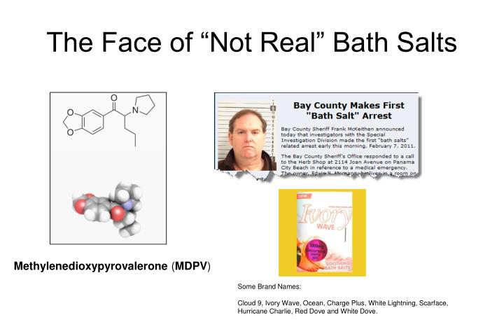"""The Face of """"Not Real"""" Bath Salts"""