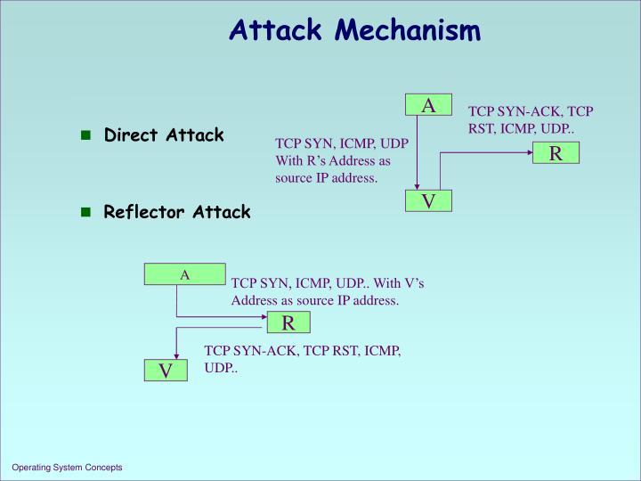 Attack Mechanism