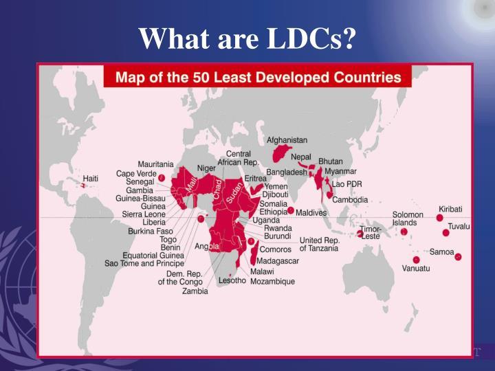 What are ldcs