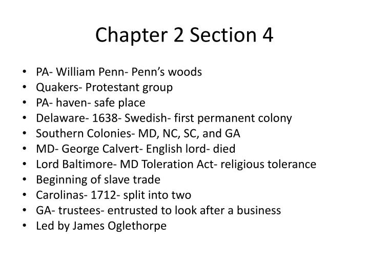 Chapter 2 section 42