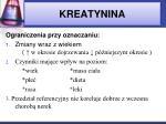 kreatynina3
