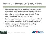 natural gas storage geography matters