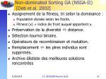 non dominated sorting ga nsga ii deb et al 2002