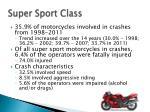 super sport class