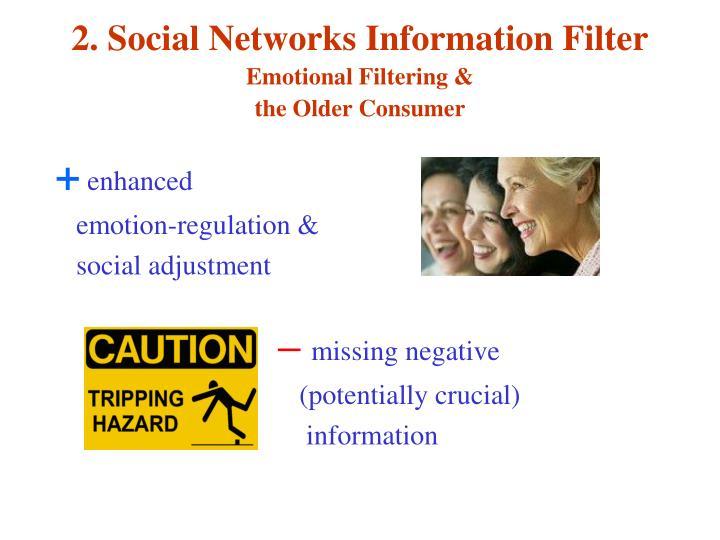 2. Social Networks Information Filter