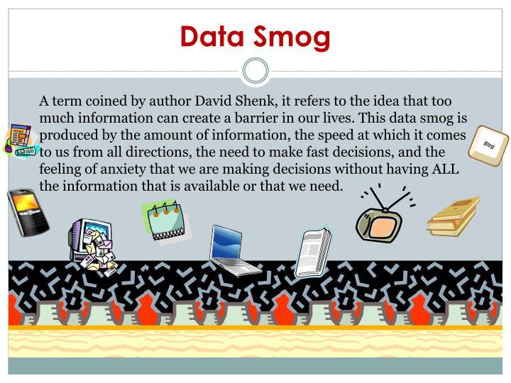 Data Smog