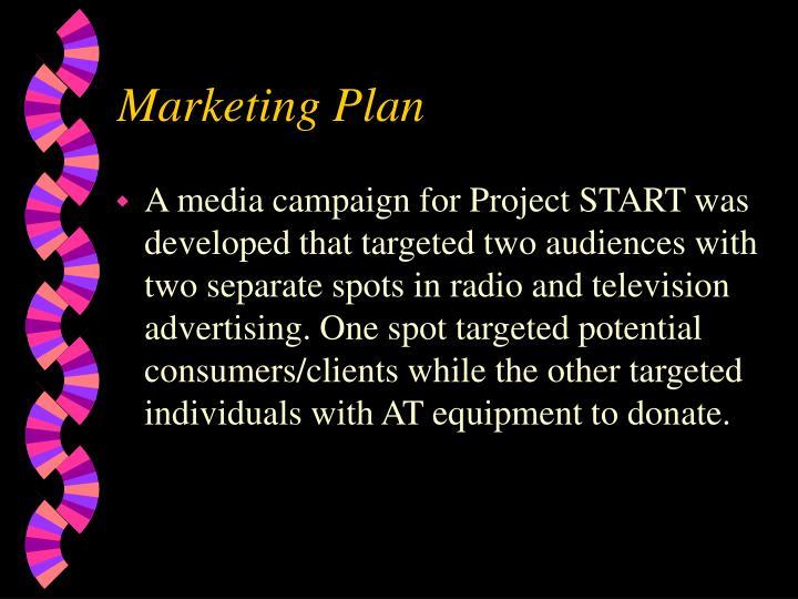 Marketing plan1