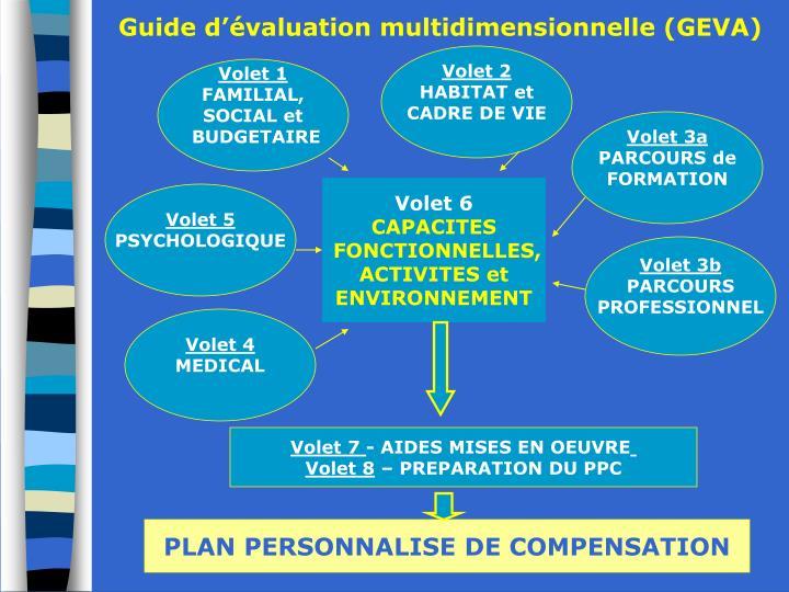 Guide d'évaluation multidimensionnelle (GEVA)