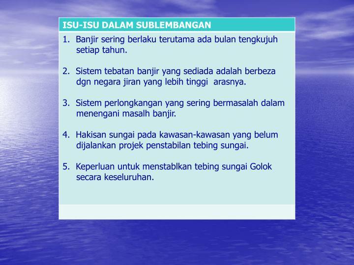 Jps pasir mas laporan kemajuan dan status perlaksanaan deep status sehingga 1 april 2011