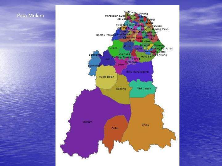 Peta Mukim