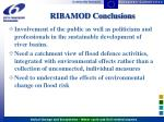 ribamod conclusions