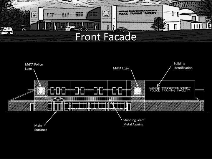 Front Facade