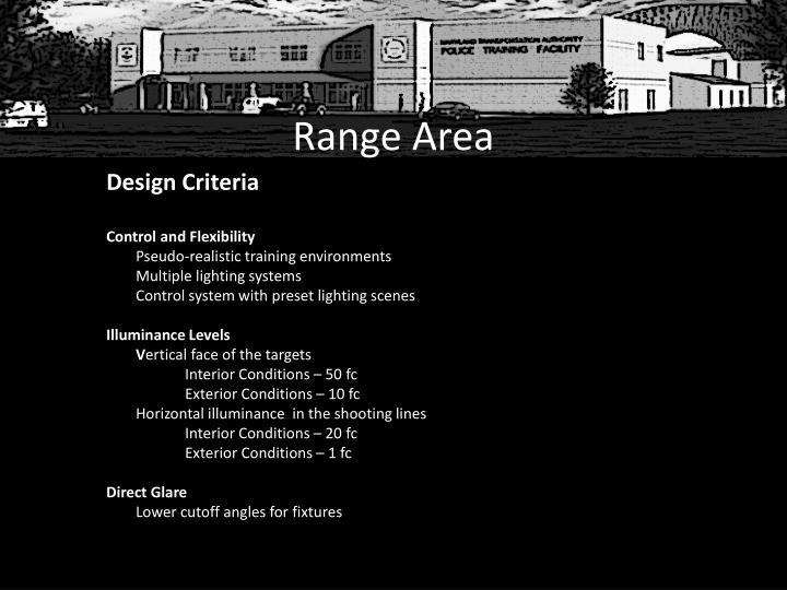 Range Area