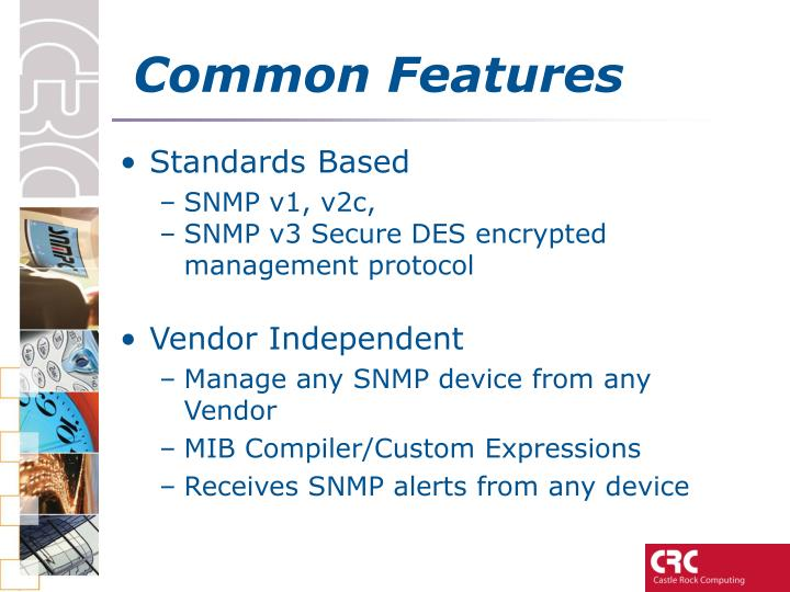 Common Features