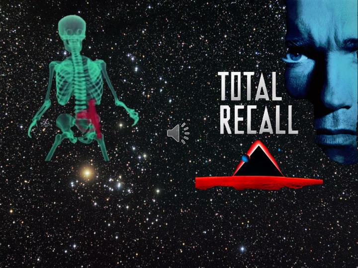 Total Recall had a full body scanner, in the future this will look inside me and work out what is going on, data will be sent straight to a data centre for analysis.