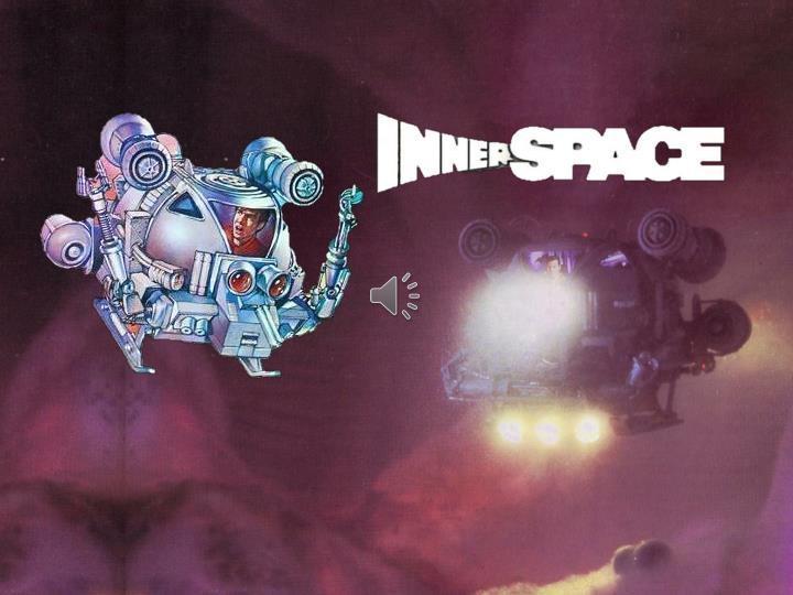 The film, Innerspace, was about little robots travelling round our bodies, Nanotechnology will mean people in clinical trials are monitored all the time, where ever they are.