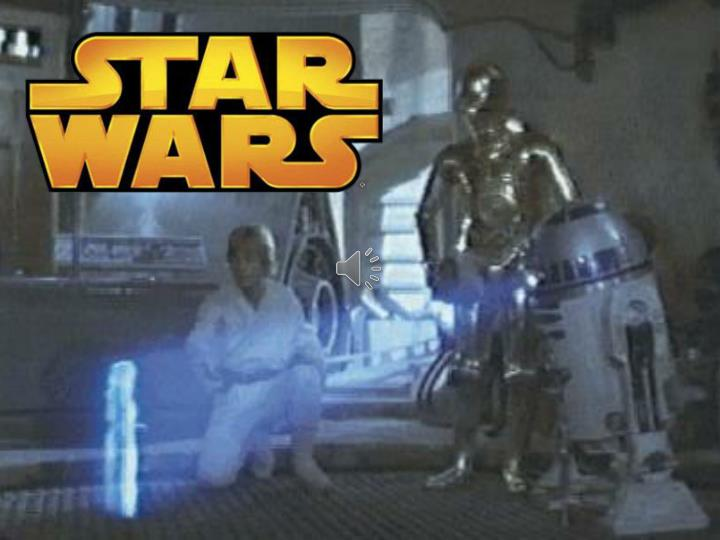 R2D2 projected a holographic image of Princess Leia in Star Wars, doctors will check on us by coming to our homes, holographically.