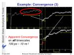 example convergence 3