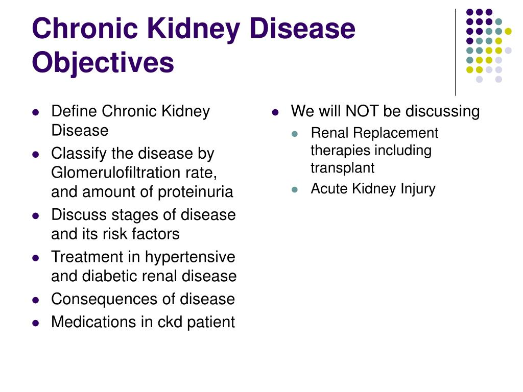 Ppt Chronic Kidney Disease Powerpoint Presentation Free Download Id 4258941