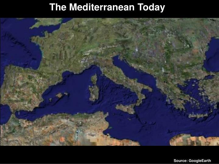 The Mediterranean Today