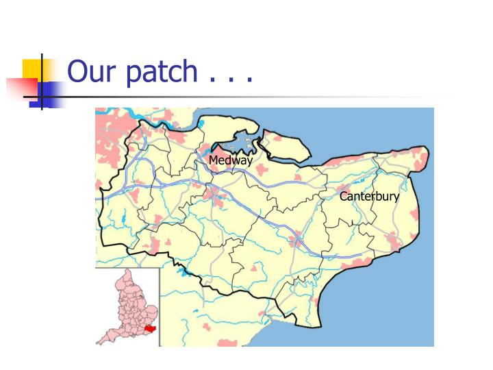 Our patch