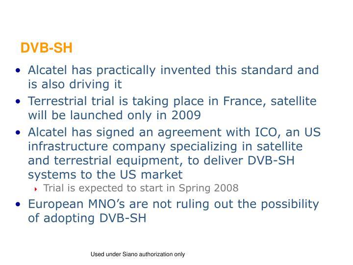 DVB-SH